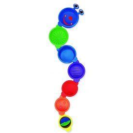 Vandens žaislas MUNCHKIN Kirmėliukas vaikams nuo 9 mėn. (011027)