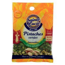Lukštenti pistacijų riešutai SAINTE LUCIE, 50 g
