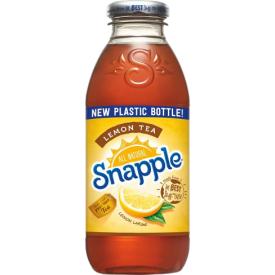 Arbatos gėrimas SNAPPLE citrinų skonio, 473 ml
