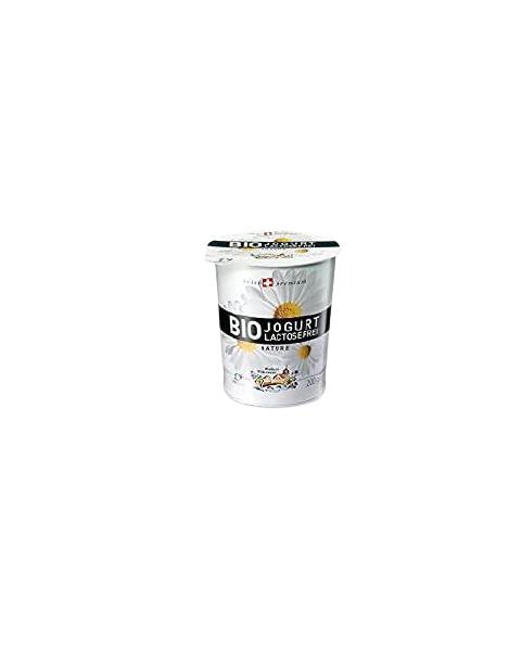 Ekologiškas natūralus jogurtas MOLKEREI, 3.5% rieb., be laktozės, 200g