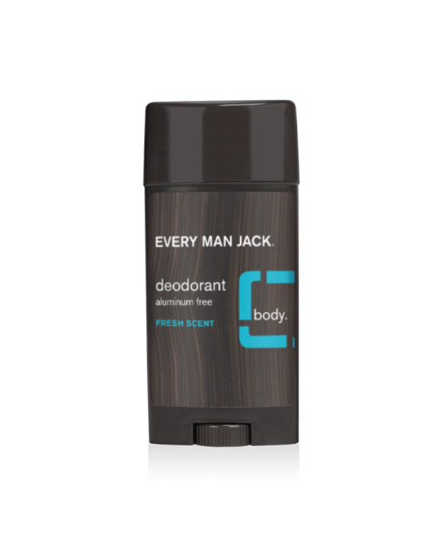 Dezodorantas EVERY MAN JACK Fresh, 89 ml