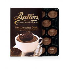 Šokoladas karšto šokolado gamybai BUTLERS, 240 g