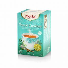 Ekologiška arbata YOGI TEA TROAT COMFORT 32.3g