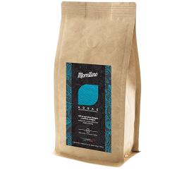 Ekologiška malta kava be kofeino MORETTINO Aquae, 200 g