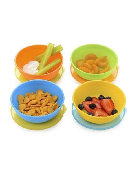 Maitinimo rinkinys MUNCHKIN vaikams nuo 6 mėn. (012106) 2