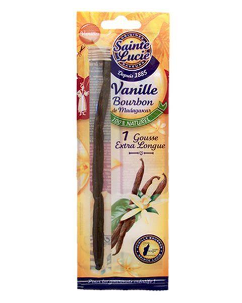 Madagaskaro vanilės ankštis SAINTE LUCIE, 1 vnt