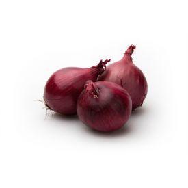 Raudonieji svogūnai, ekologiški, 1kg