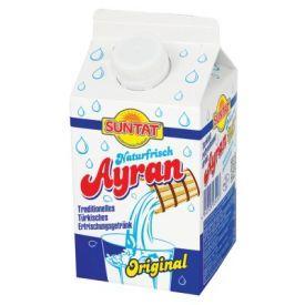 "Jogurto gėrimas ""Ayran"" SUNTAT, 500ml"