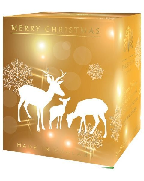 Žvakė dovanoms Reindeer ENGLISH SOAP, 1 vnt.