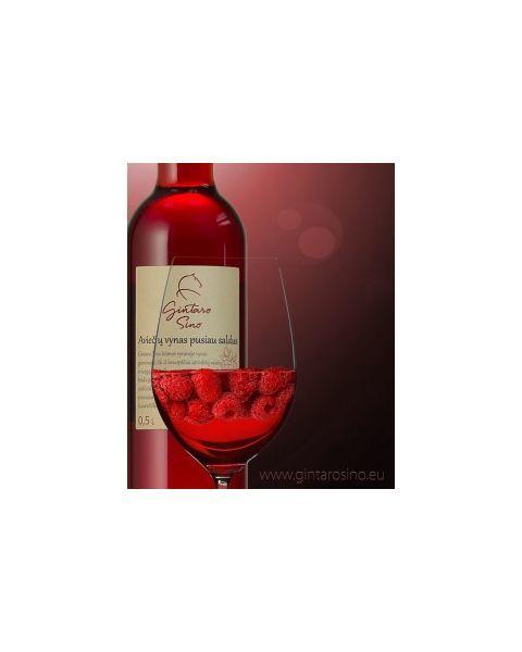 AVIEČIŲ VYNAS Sino vynas 12% tūrio 0,5 l 3
