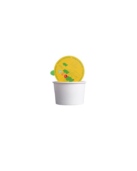 """Sorbetas ICE DUNES """"Mango su šaltalankiais"""", 90g"""