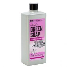 Universalus valiklis MARCELS GREEN SOAP su pačiuliais ir spanguolėmis, 750 ml