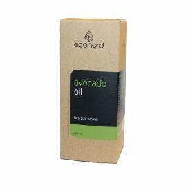 Avokadų aliejus ECONORD, 100 ml