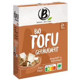 Ekologiškas rūkytas sojos pupelių sūris TOFU, BERIEF, 2*175g