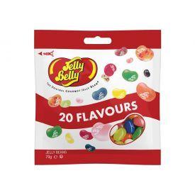 Saldainiai JELLY BELLY 20 skirtingų skonių, 70g