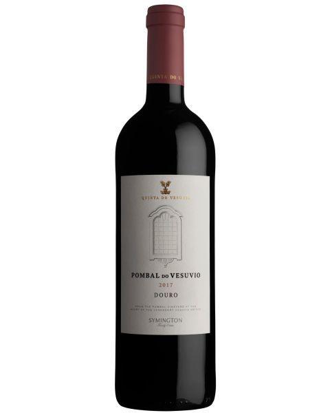 Raudonas sausas vynas Pombal do Vesuvio DOC Douro Red 2017 14,5%, 750ml