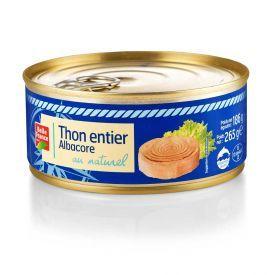 Konservuotas tunas BELLE FRANCE, 265 g