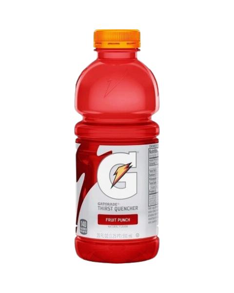 Gėrimas GATORADE vaisių punčo skonis, 591 ml