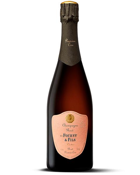 Šampanas Fourny & Fils Grande Rose Brut 12%, 750ml