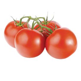 Ekologiški pomidorai su šakelėmis FRESHWISE (fasuotos), 500g