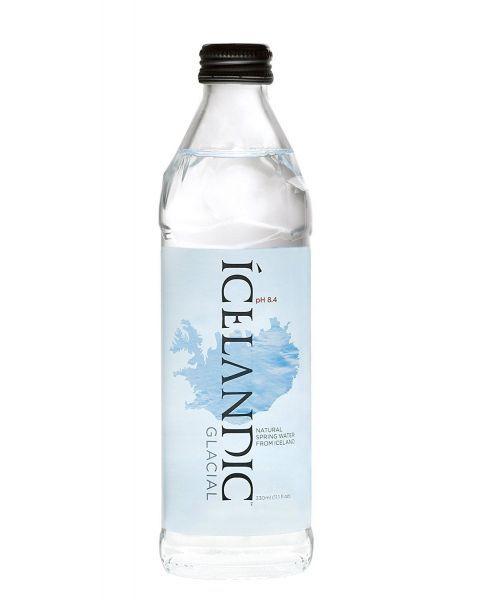 Natūralus mineralinis vanduo ICELANDIC GLACIAL , negazuotas 1L