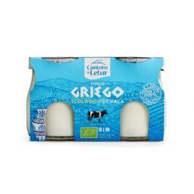 Graikiškas jogurtas CANTERO DE LETUR, ekologiškas, 2x125g
