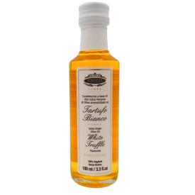 Baltųjų trumų skonio alyvuogių aliejus TARTUFI JIMMY, 100 ml