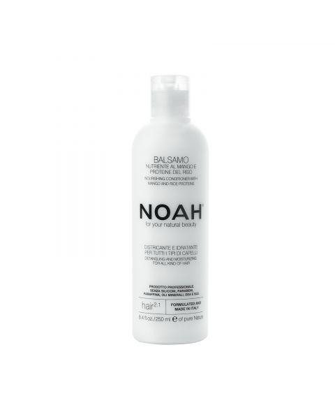 Maitinamasis balzamas NOAH lengvinantis plaukų iššukavimą, 250 ml