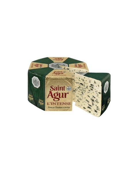 Minkštas pelėsinis sūris SAINT AGUR 60% rieb., 1kg