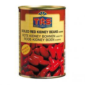 Konservuotos raudonos pupelės TRS, 400 g