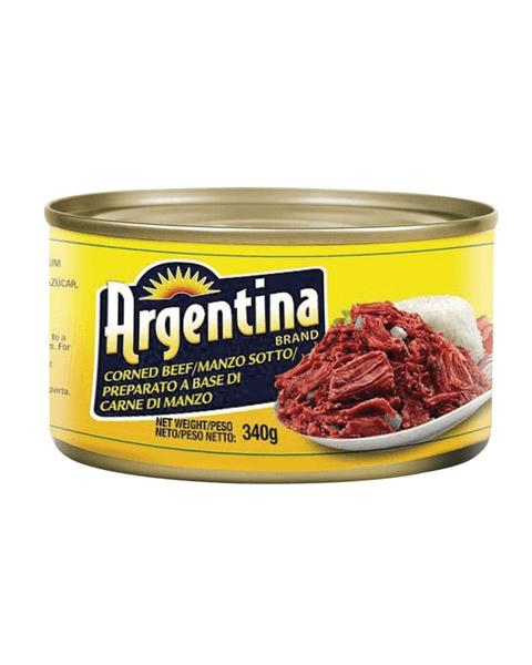 Sūdyta, virta jautiena ARGENTINA, 340 g