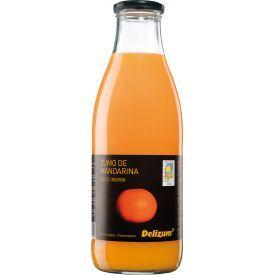 Ekologiškos mandarinų sultys DELIZUM, 750ml