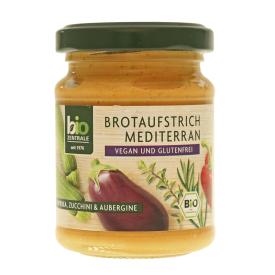 Ekologiška viduržemio jūros gėrybių užtepėlė BIOZENTRALE, 125 g