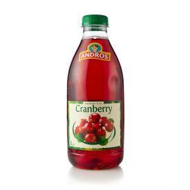 Spanguolių skonio gėrimas ANDROS, 1000 ml