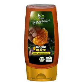 Ekologiškas žiedų medus BIOZENTRALE, 350 g