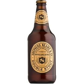 Alus SHEPHERD Neame Double Stout 5,2%, 500ml