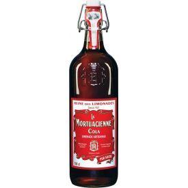 Gazuotas gaivusis gėrimas LA MORTUACIENNE, COLA,1L