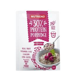 Baltyminė košė NUTREND Protein Porridge aviečių skonis, 50g