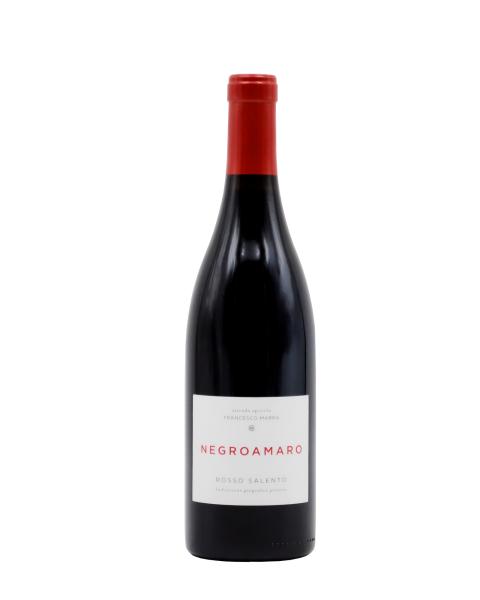 Biodinaminis raudonas sausas vynas Francesco Marra Negromaro 2016 14,5%, 750 ml