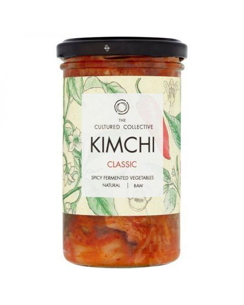 "Klasikiniai ""Kimchi"" kopūstai THE CULTURED COLLECTIVE, 250g"