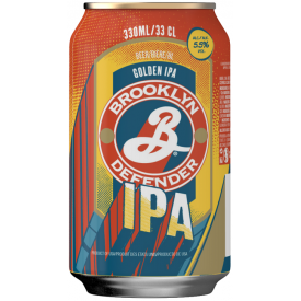 Alus Brooklyn Defender IPA 5,5%, 330ml