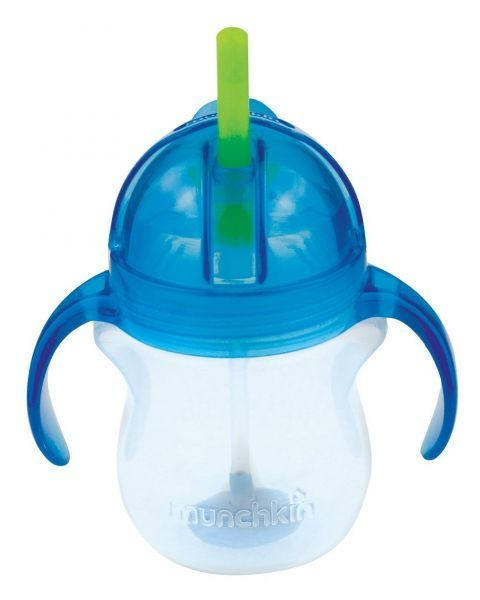 Neišsiliejanti gertuvė MUNCHKIN Click Lock su rankenėlėmis vaikams nuo 6 mėn., 207 ml 3