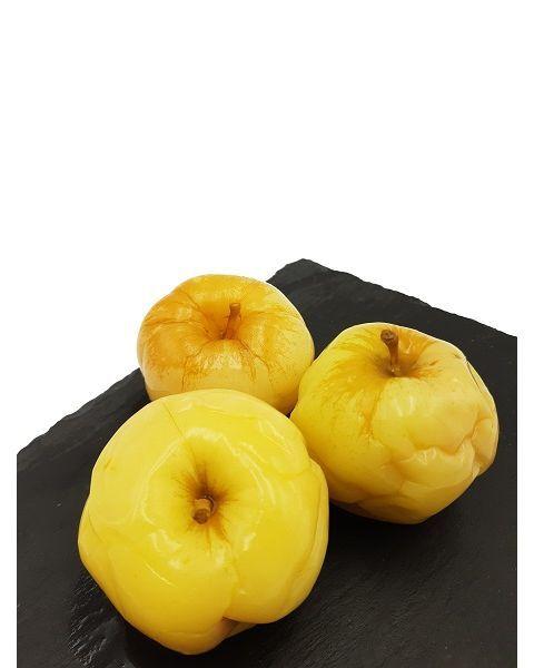 Rauginti obuoliai, 1 vnt