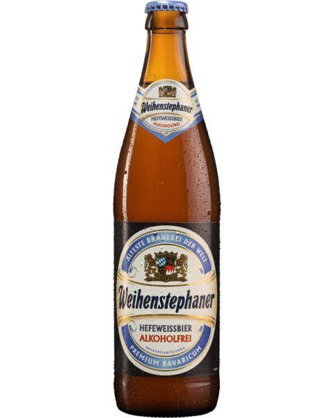 Nealkoholinis alus WEIHENSTEPHANER <0,5%, 500ml