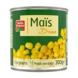 Konservuoti kukurūzai BELLE FRANCE, 285 g