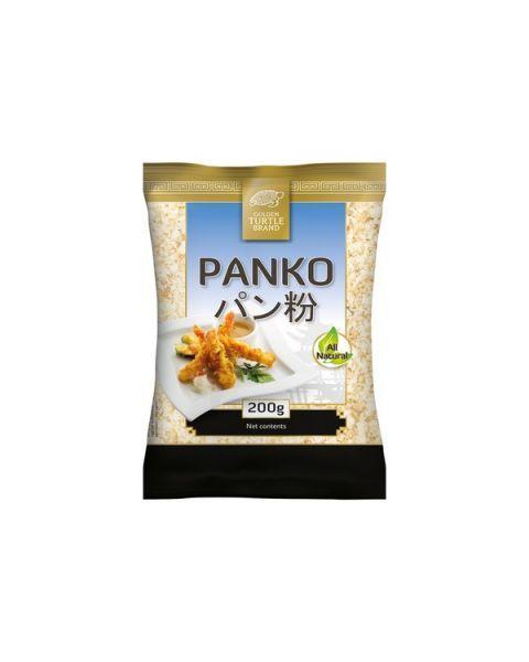 Panko džiūvėsėliai GOLDEN TURTLE, 200 g