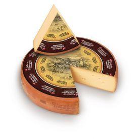 "Pusminkštis sūris ""VACHERIN FRIBOUREGEOIS""AOP, brandinamas 4 mėn, 1kg"