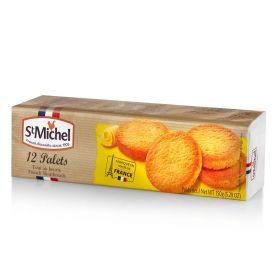 Sviestiniai sausainiai ST MICHEL, prancūziški, apvalūs, 150g