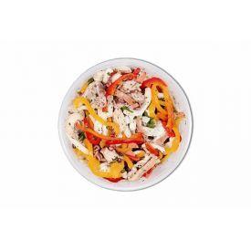 """Jūros gėrybių salotos """"TOP"""" su daržovėmis PUNTO VERDE, 1 kg"""