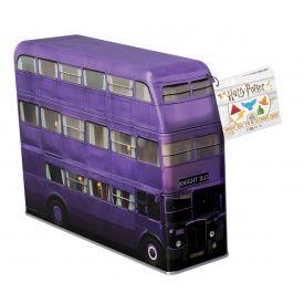 Saldainiai HARRY POTTER metalinėje taupyklėje-autobuse, 112 g